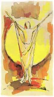 Resultado de imagen de El crucificado resucitado