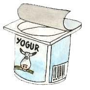 los yogures